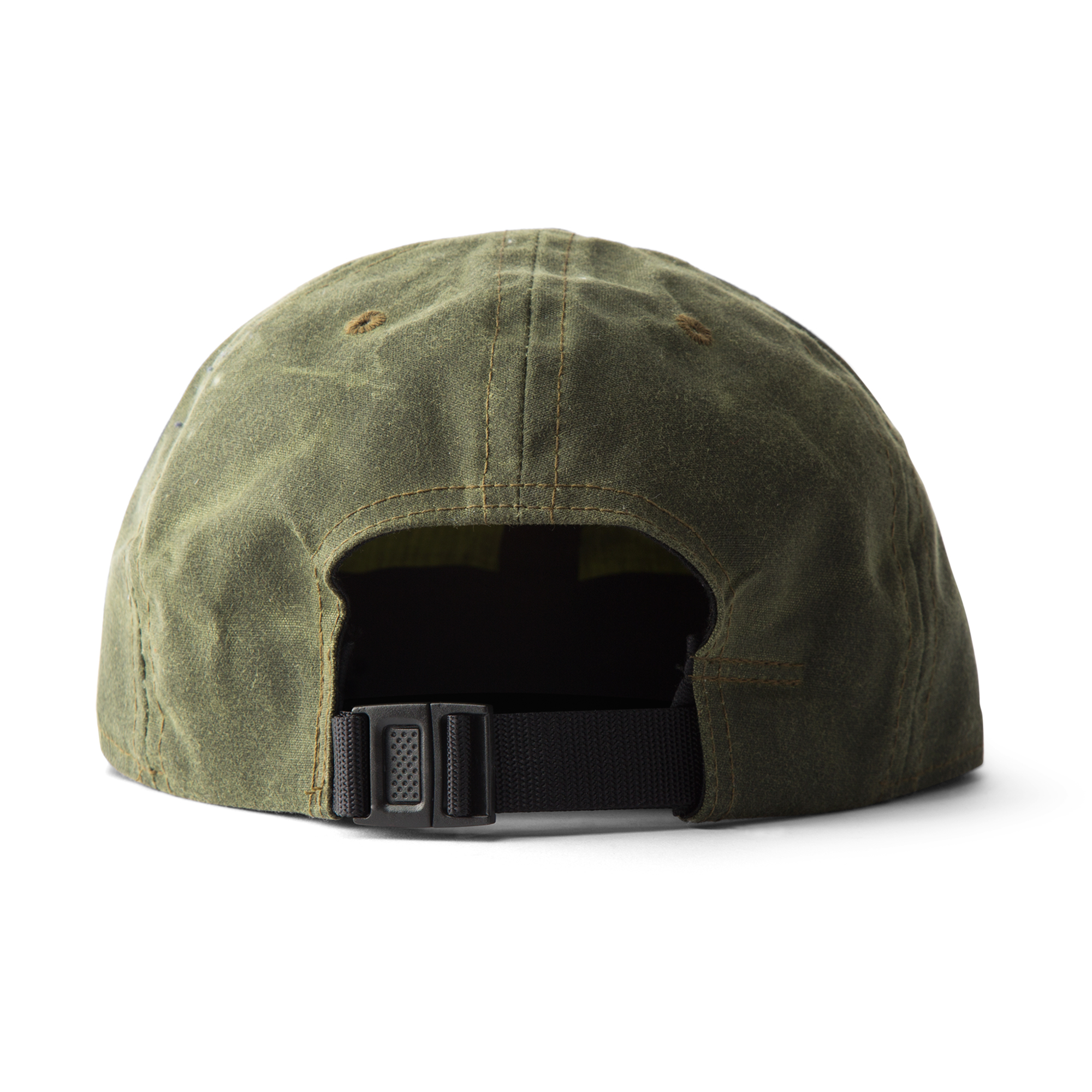 Waxed Cotton Ball Cap  a45696b1bed2