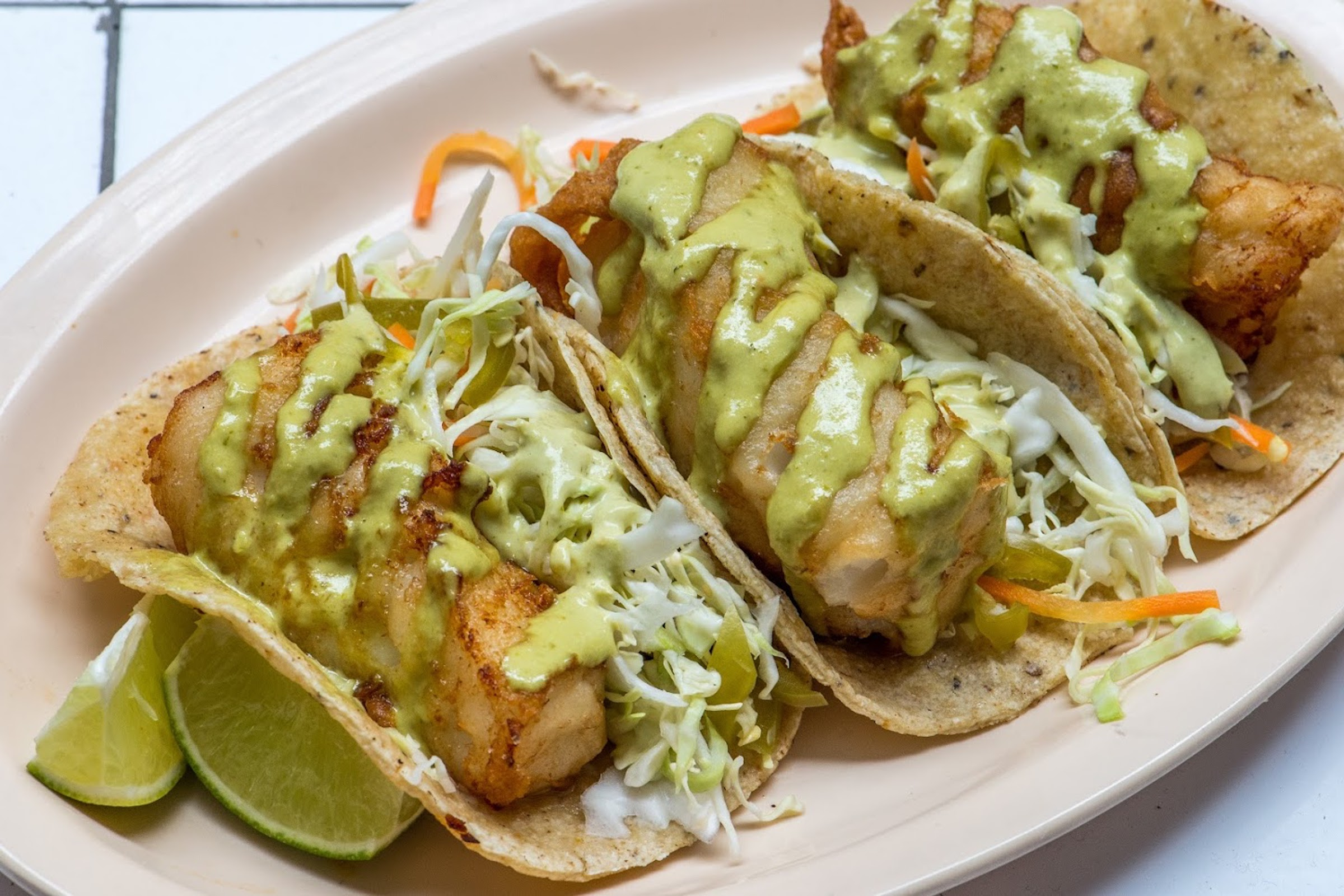 how to make damn good beer battered fish tacos bespoke post