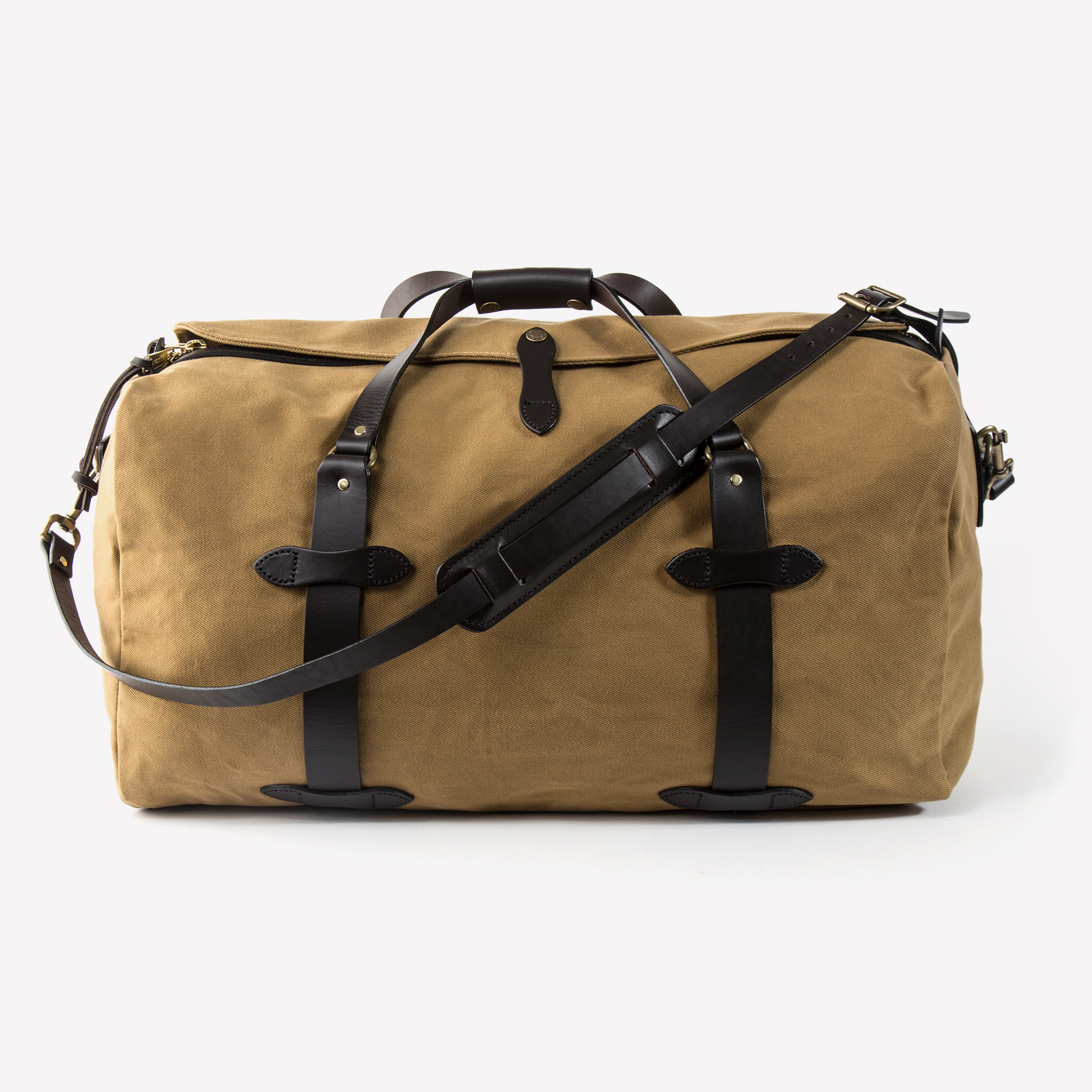Medium Duffle Bag Tan