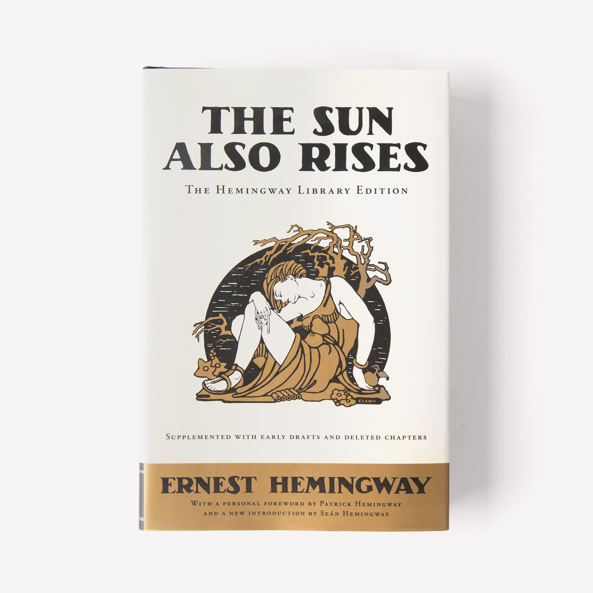 literature bespoke post the sun also rises the hemingway library edition scribner 26 26