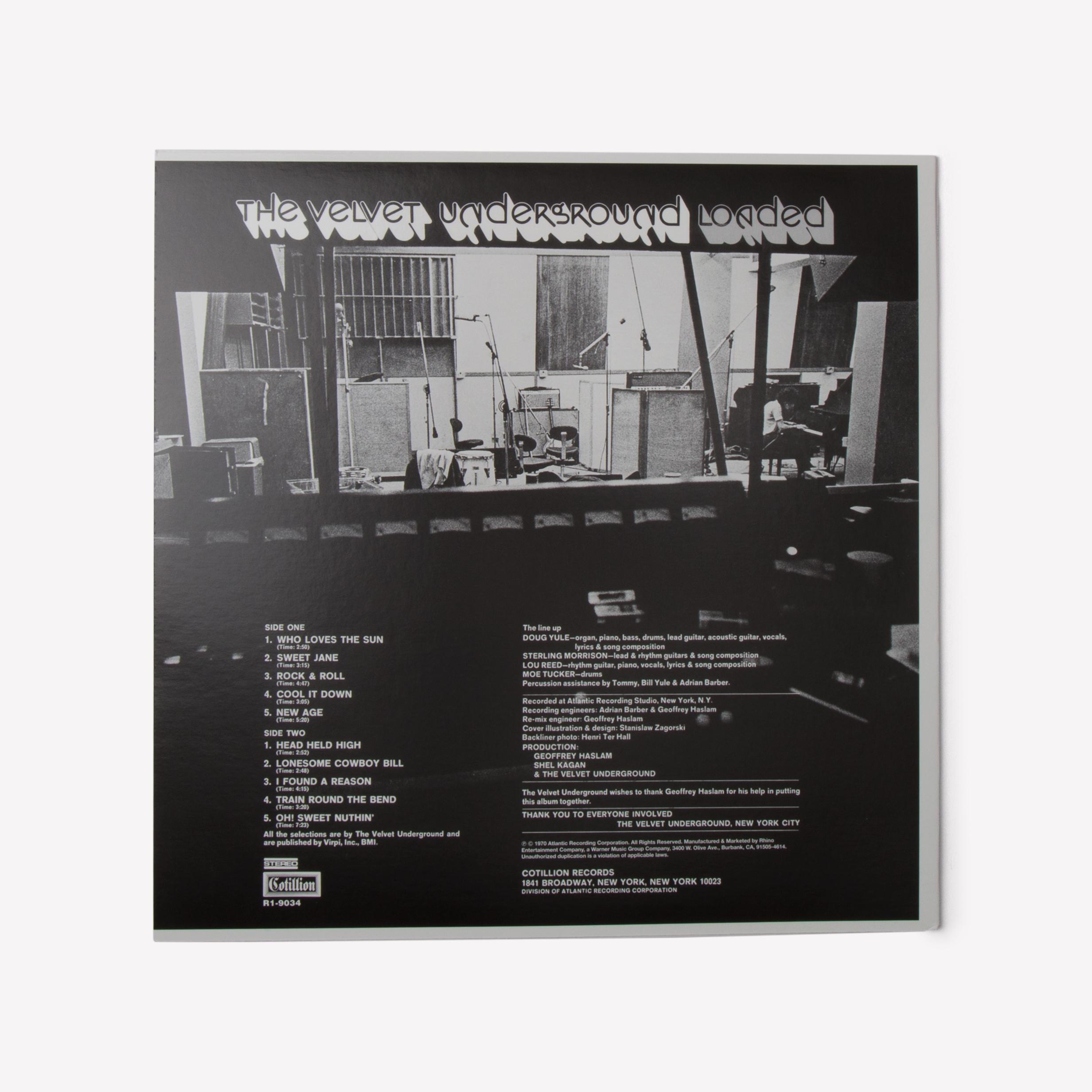 Loaded Vinyl Record